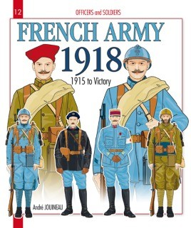 French Army 1918
