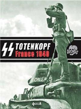 SS Totenkopf - France 40