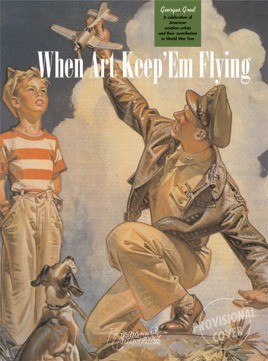 When Art Kept 'Em Flying