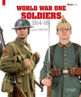 World War One Soldiers-1914-1918