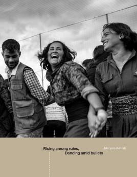 Rising among ruins, dancing amid bullets