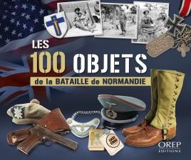 100 objects of the Battle of Normandy