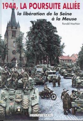 1944, La Poursuite Alliee
