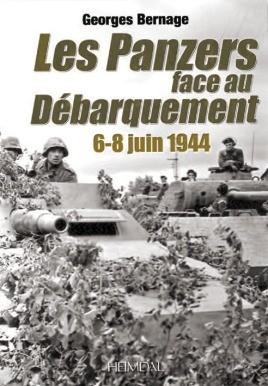 Les Panzers face au Debarquement