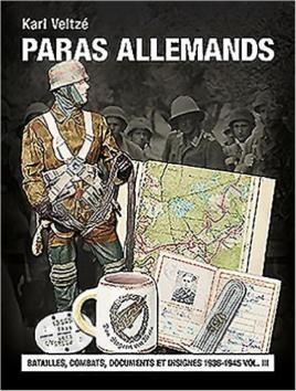 Les paras allemands volume 3