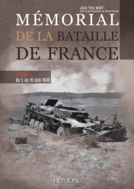 Mémorial de la bataille de France Volume 3