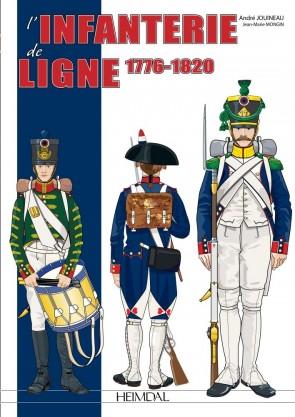 L'Infanterie De Ligne Tome 1