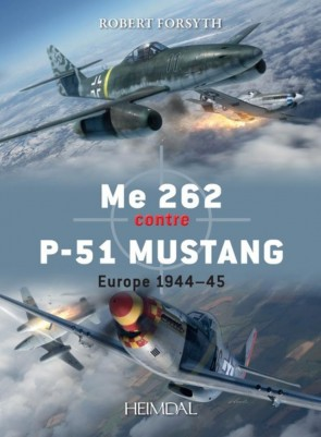 Me 262 Contre P-51 Mustang