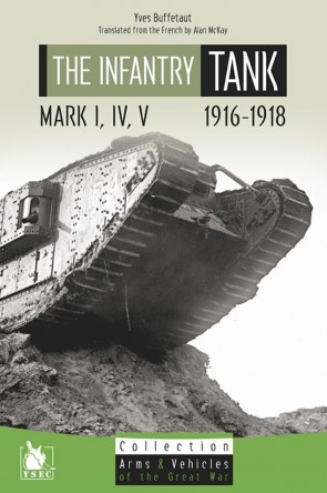 The Infantry Tank M I, IV, V