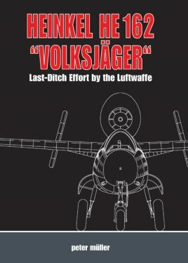 """Heinkel He 162 """"Volksjager"""""""