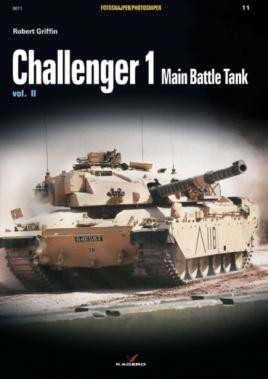 Challenger 1 Main Battle Tank, Vol. II
