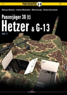 Panzerjager 38 (t) Hetzer & G13
