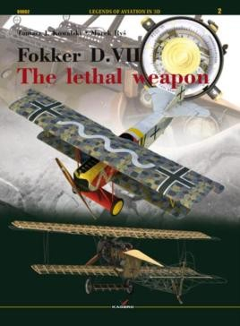 Fokker D. VII. - the lethal weapon
