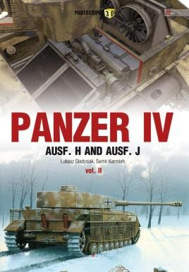Panzer IV Ausf. H and Ausf. J. Vol. II