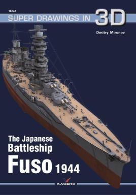 The Japanese Battleship Fuso
