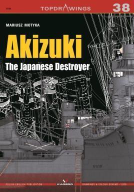 Akizuki The Japanese Destroyer