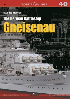 The German Battleship Gneisenau