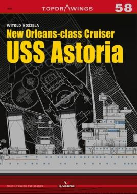 New Orleansclass Cruiser USS Astoria