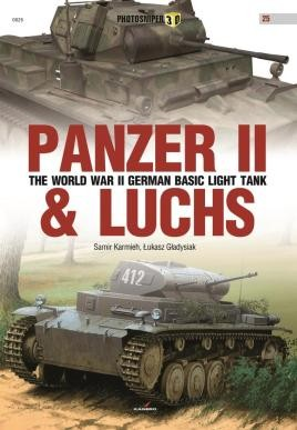 Panzer II. The World War II German Basic Light