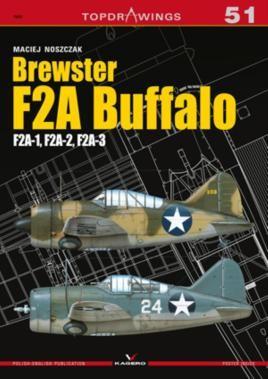 Brewster F2A Buffalo.  F2A-1, F2A-2, F2A-3