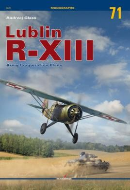 Lublin R-XIII. Army Cooperation Plane