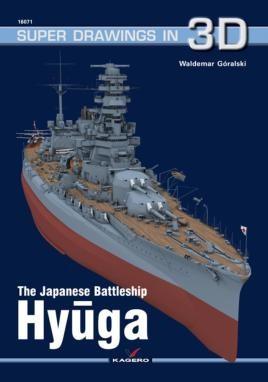 The Japanese Battleship Hyuga