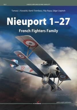 Nieuport 1–27 French Fighters Family