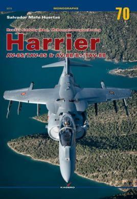 Hawker Siddeley (BAe), McDonnell-Douglas/Boeing Harrier AV-8S/TAV-8S & AV-8B/B+/TAV-8B