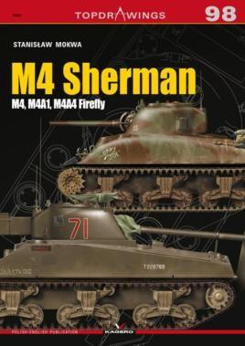 M4 Sherman M4, M4A1, M4A4 Firefly