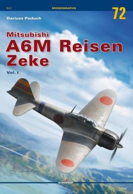 Mitsubishi A6M Reisen Zeke vol. 1