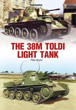 The 38M Toldi Light Tank