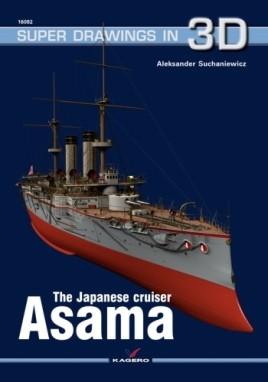 The Japanese Cruiser Asama