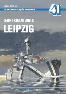 Leipzig Light Cruiser