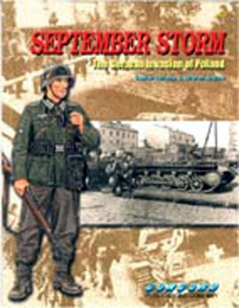 6510 September Storm:The German Invasion Of Poland