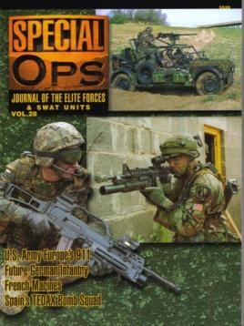 5528: Special Ops: Journal Of The Elite Forces And Swat Units (28)