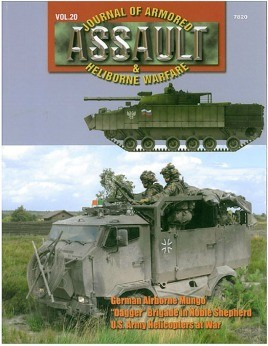 7820: Assault: Journal Of Armoured And Heliborne Warfare Vol 20