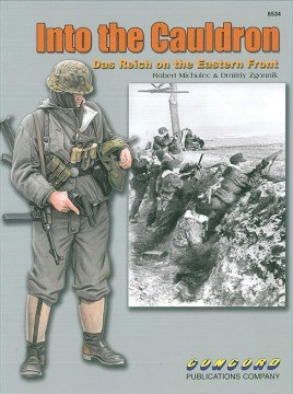 6534: Into The Cauldron: Das Reich On The Eastern Front