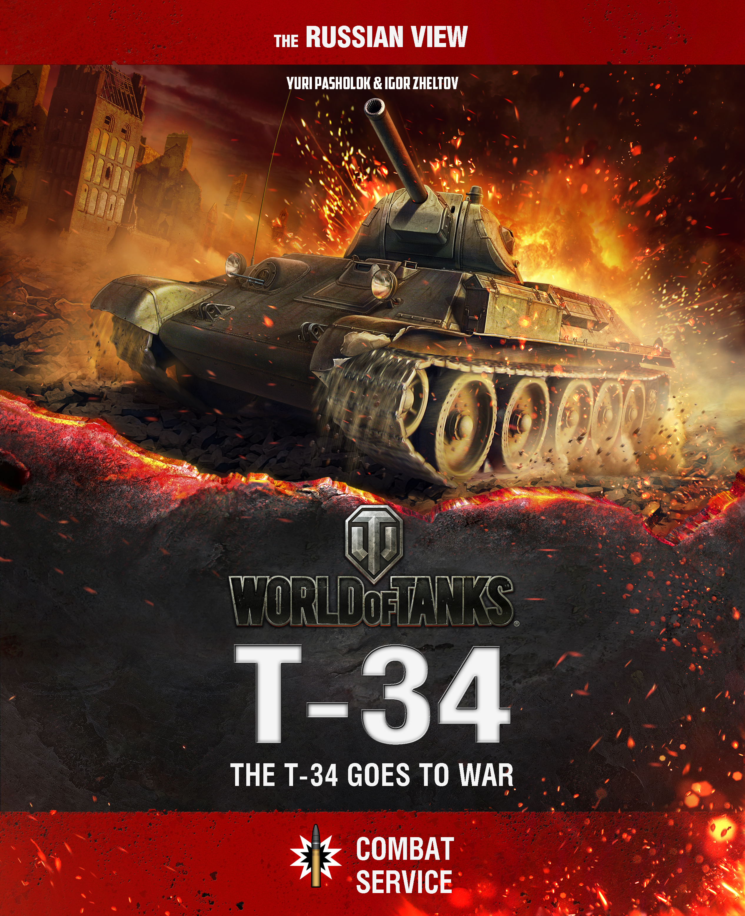 The T-34 Goes to War