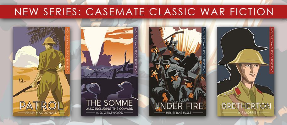 Casemate Classic War Fiction Banner