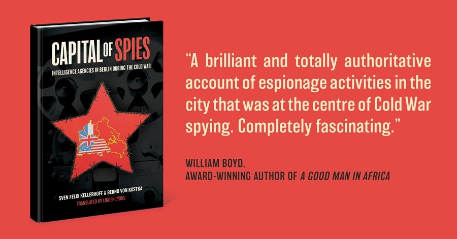 Capital of Spies