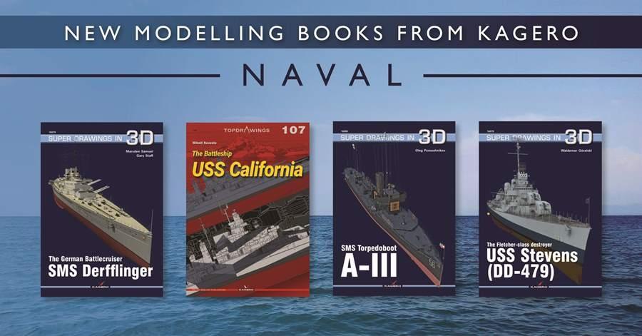 Kagero Naval Modelling