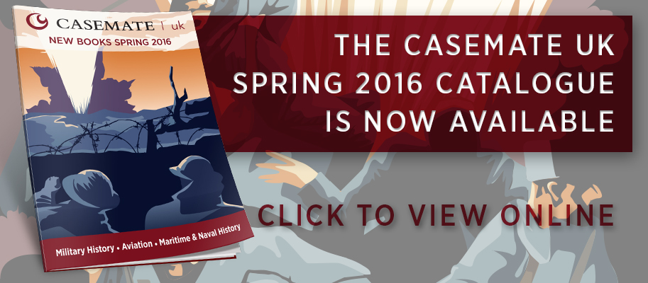 Casemate Spring 2016 catalogue